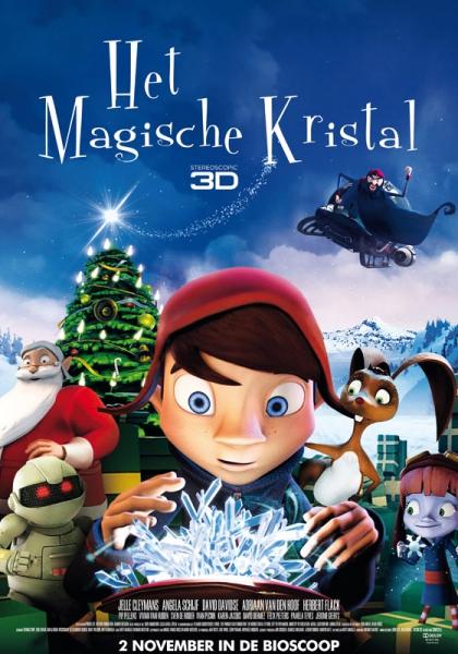 Le Cristal Magique du Père Noël (2011)