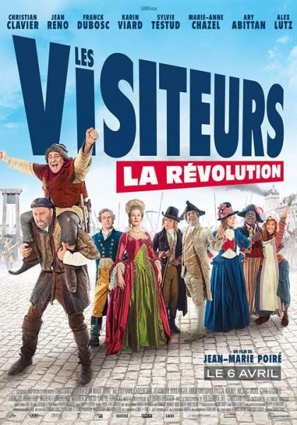 Les Visiteurs - La Révolution (2016)