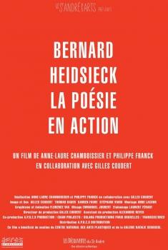 Bernard Heidsieck, la poésie en action (2017)