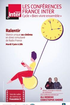 Ralentir - Conférences France inter (2018)