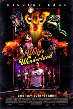 Wally's Wonderland (2021)
