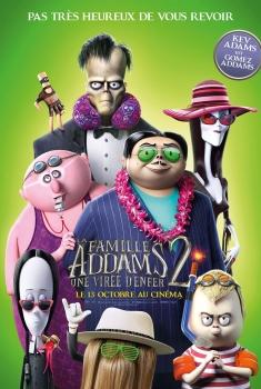 La Famille Addams 2 : une virée d'enfer (2021)